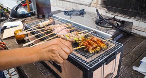 Get Your Grill On! Yakitori & Kushiyaki 101!