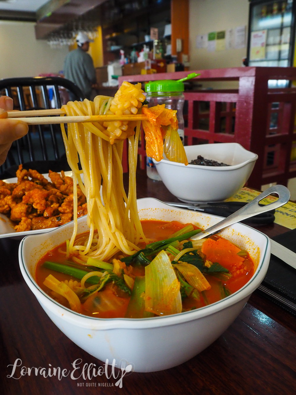yang tz chinese restaurant eastwood  not quite nigella