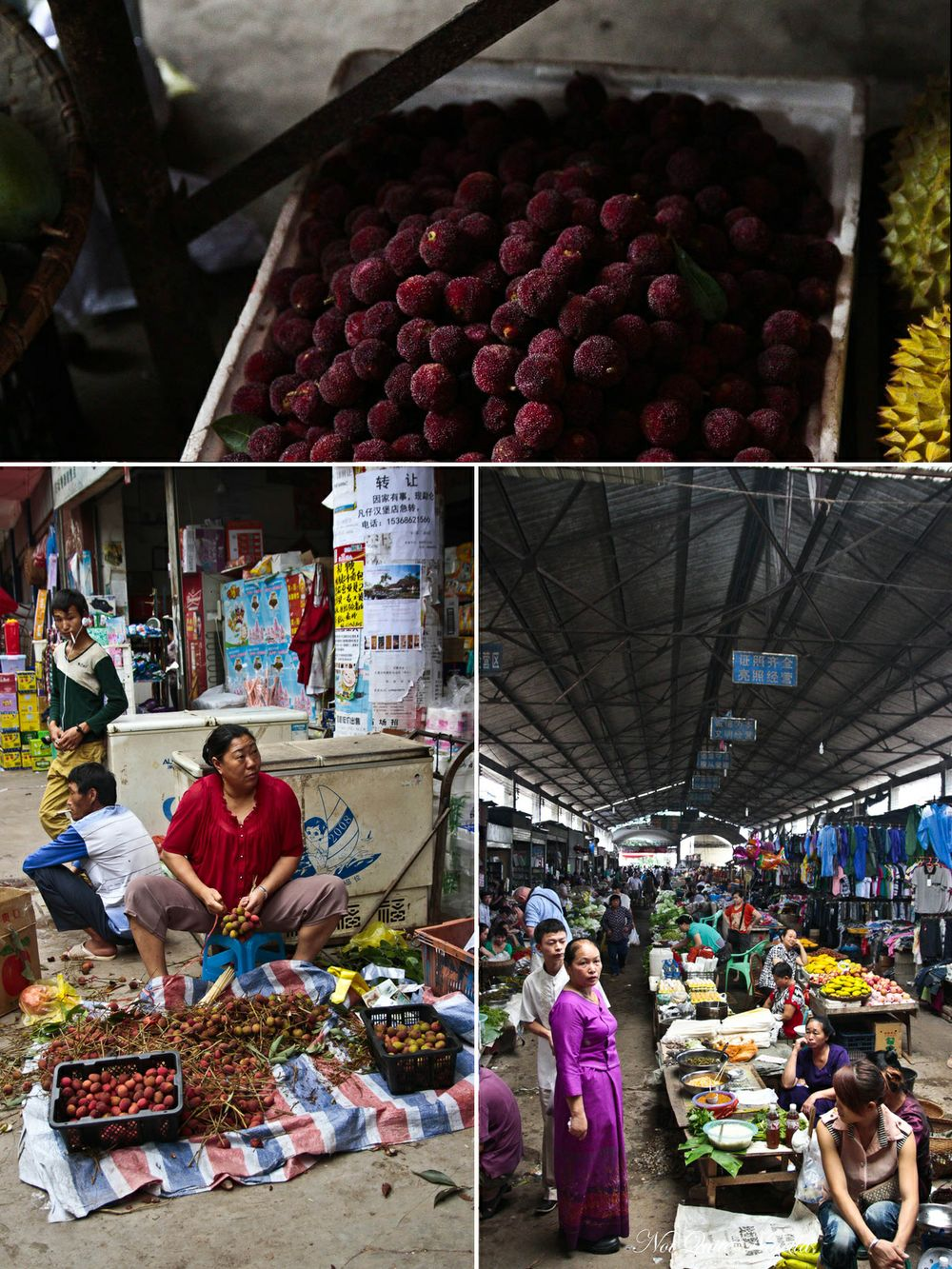 a-china-food-market