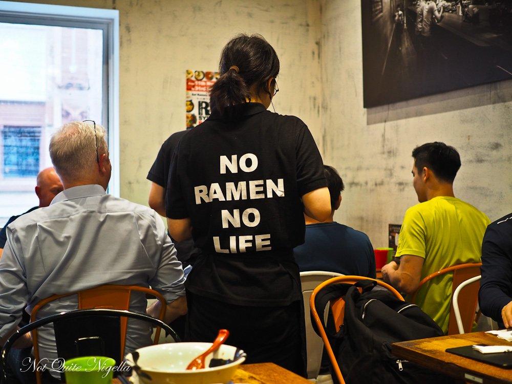 Yasaka Ramen Sydney