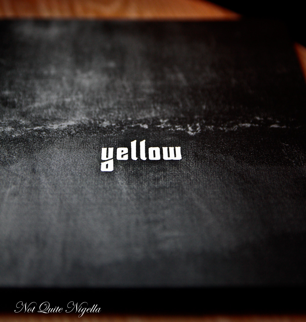 Yellow Potts Point
