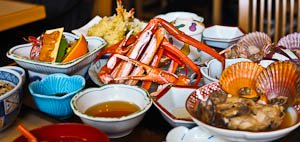 Manga, Matsuba Crab & Fine Dining in Seaside Japan