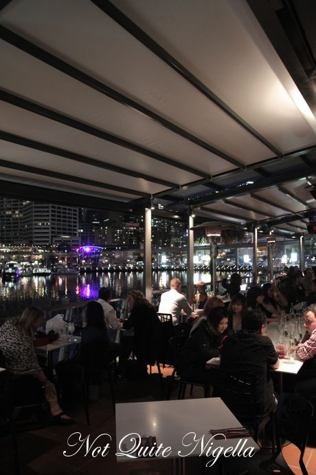 zaaffran, darling harbour