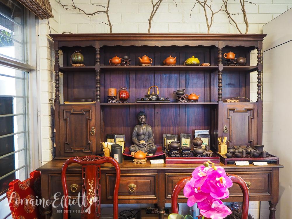 Zen Tea Lounge, Smithfield