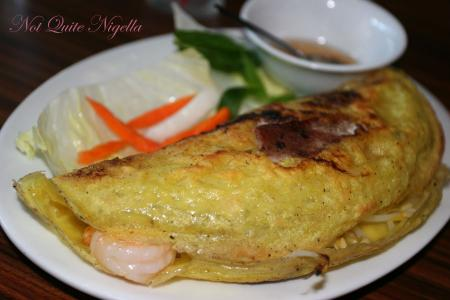 Bay Tinh at Marrickville Crispy pancake