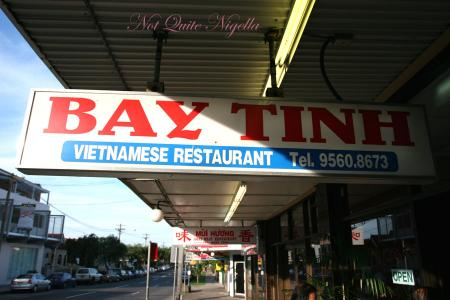 Bay Tinh at Marrickville