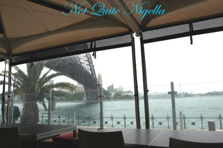 Ripples café at Milson's Point