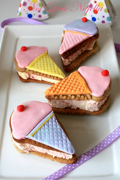 icecream cookie sandwich 6