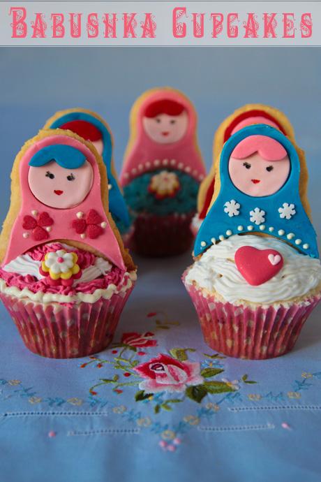 petits gâteaux babouchka