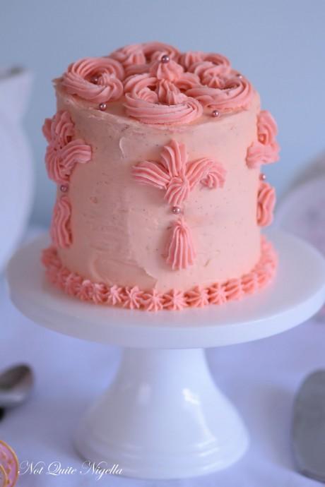Peggy Porschen Sponge Cake Recipe